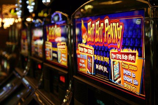 Как в игровые автоматы на деньги играть?