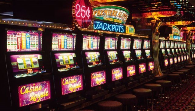 Лучшие автоматы на деньги в казино Вулкан