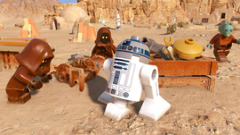 Скриншоты LEGO Star Wars: The Skywalker Saga