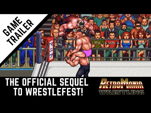 Релиз RetroMania Wrestling отложен
