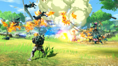 Анонсирована Hyrule Warriors: Age of Calamity для Switch. Релиз состоится 20 ноября