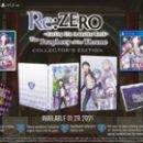 Новый трейлер c геймплеем Re:ZERO -Starting Life in Another World- The Prophecy of the Throne