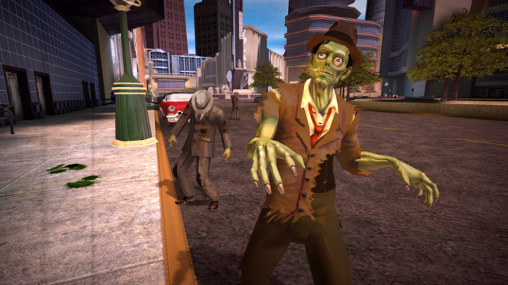Stubbs the Zombie in Rebel Without a Pulse выйдет на PS4, Xbox One, Switch и PC в марте