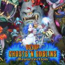 Ghosts 'n Goblins Resurrection посетит PS4, Xbox One и PC