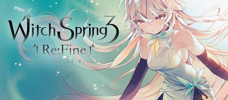 Состоялся релиз игры WitchSpring3 [Re:Fine] The Story of Eirudy на Switch